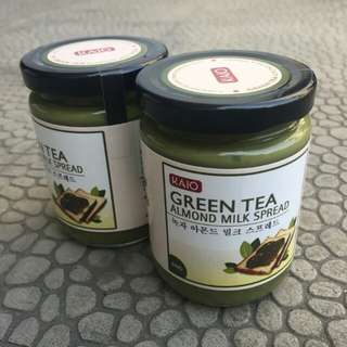 GREENTEA SPREAD