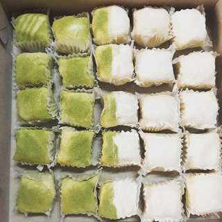 Matcha Milk Pastillas Mallows