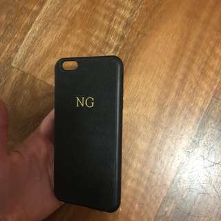 Phone Case NG initials