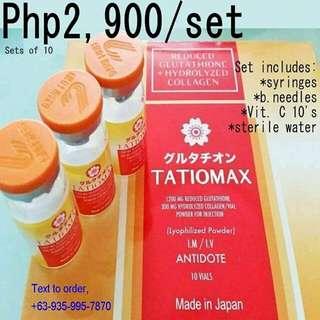 Tatiomax Gold IV