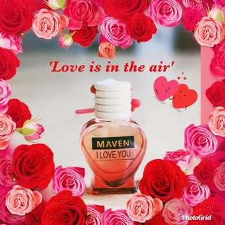 Maven Car Perfume