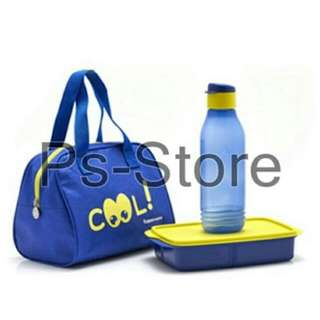 Tupperware Cool Teen New Botol Tempat Makan
