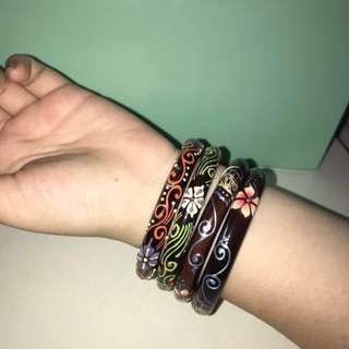 bracelet set (4 set tipe)
