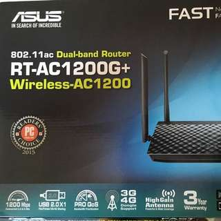 RT-AC1200 ASUS Wireless Dual Band Router