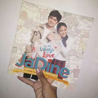 Jadine happy memory project book