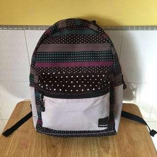 Yak Pak Multi Prints Backpack