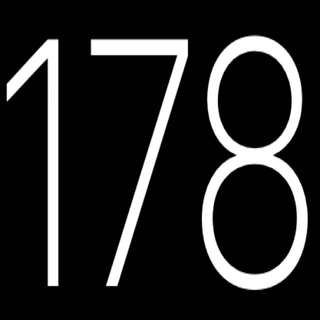 Number plate 178 require for car or motorcycle