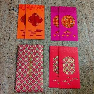 Brand new Frasers CNY red packets