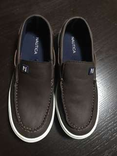 Nautica Brown Casual Shoes