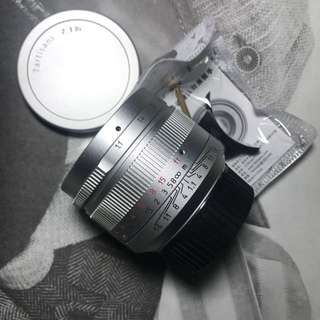 7artisans / DJ-Optical 50mm F1.1 Leica M mount