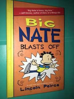 BIG NATE: Blasts Off!