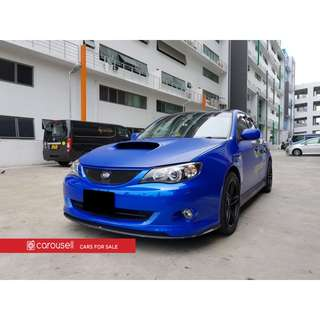 Subaru Impreza 5D 2.0A R-S