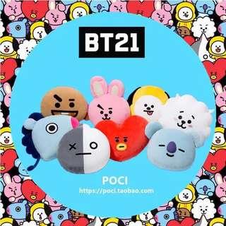 BTS BT21 Doll / Pillow