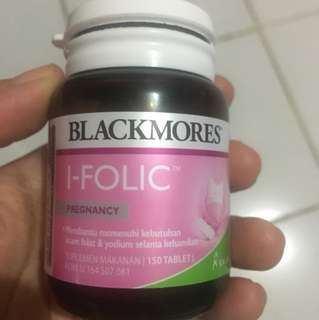 blackmores i folic