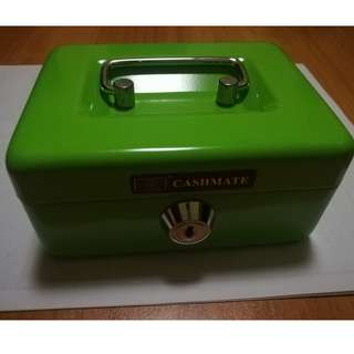 Cash Money Coin Safe Security Box