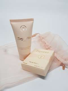 BN Repetto eau de parfum (5ml) and Satin Body Lotion (50ml)