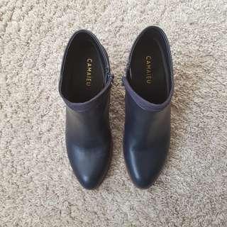 Navy Blue Boot