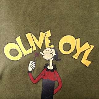 奧莉薇短袖上衣