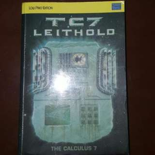Calculus TC7 Leithold with Solution Manual