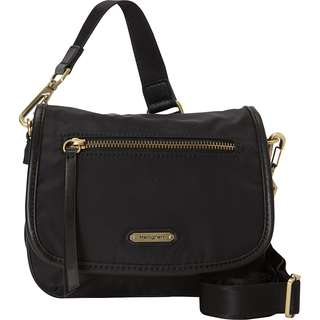 AUTHENTIC Hedgren bag women bag Tempting Small sling crossbody bag black