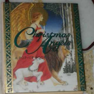 Christmas Angels book