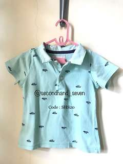 Birds&bees baju anak laki-laki