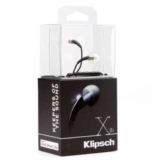 BNIB Klipsch X11i Earphones