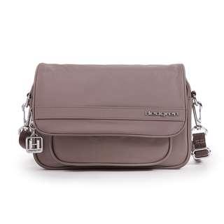 AUTHENTIC Hedgren bag women bag Jay shoulder sling crossbody bag Sepia Brown