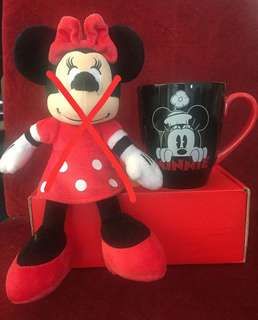 Mug Minnie Mouse Ori Disney