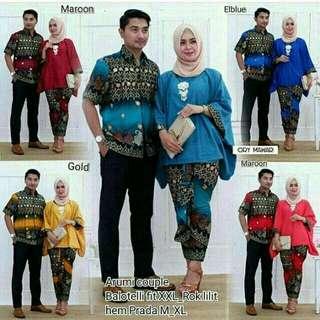 Couple Set Muslimah wear