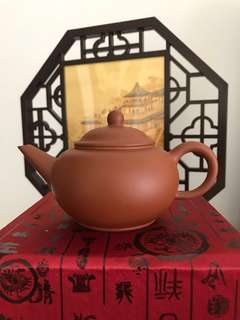 紫砂壶 Yi Xin Zisha Teapot