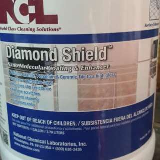 Chemical Diamond Shield