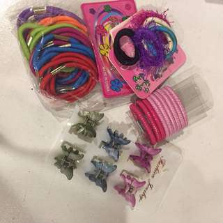 Hair Accessory Bundle