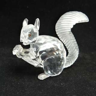 SWAROVSKI SQUIRREL (10TH SCS ANNIVERSARY)