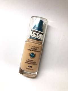 Covergirl Outlast Stay Fabulous in 832 (Nude Beige)