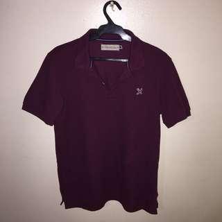 Regatta Maroon polo shirt