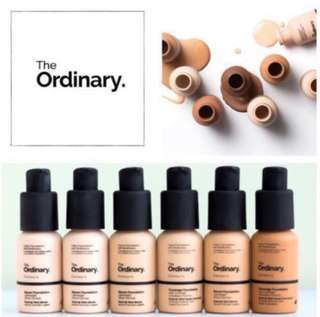(INSTOCK) THE ORDINARY - Foundation