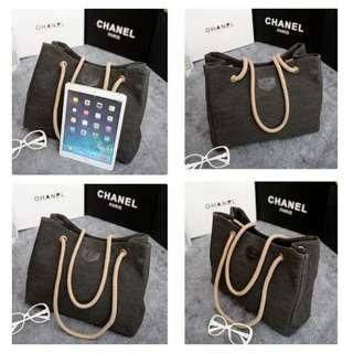 Handbag  simple linen drawstring #15OFF