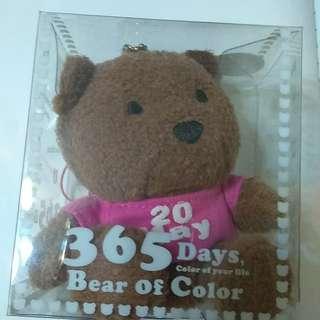 紀念520小熊