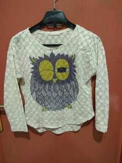 Tshirt owl