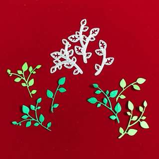 Branches scrapbooking Cutting Dies
