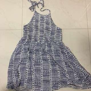 BN Factorie Halter Neck Dress