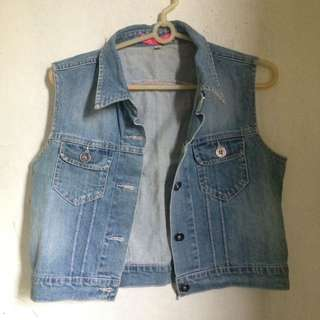 True Love Denim Vest