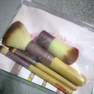 Emma Make Up Brush Set