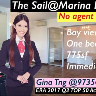 The Sail Marina Bay view One bedder