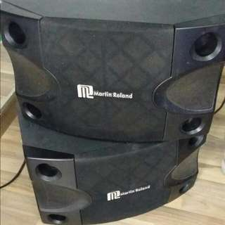 Martin Roland Speakers Woofer
