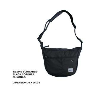Tas Slingbag dan Messenger bag