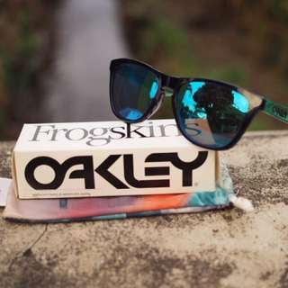 Oakley frogskins asia fit - surf collection