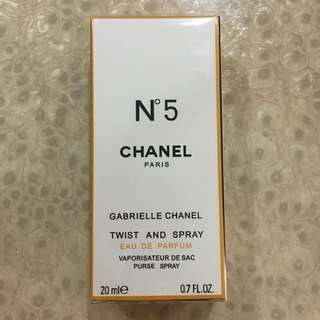 Chanel No5 Perfume 20ml