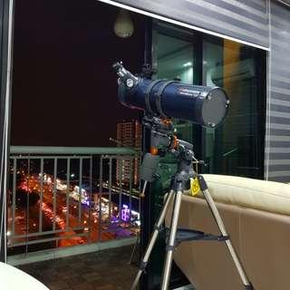 Telescope Celestron 130EQ